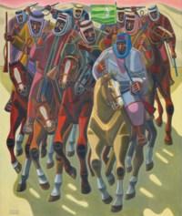 Mahomet's Ride