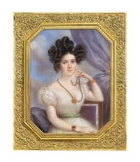 RODOLPHE BEL (SWISS, FL. C. 1822-1849)