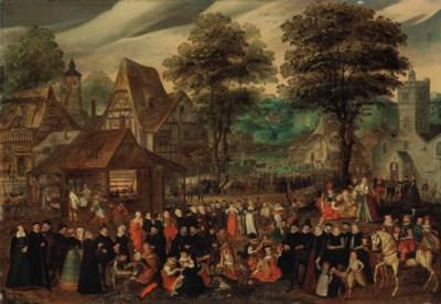 Joris Hoefnagel (Antwerp 1542-