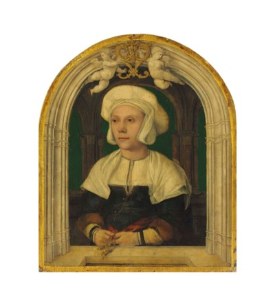 Circle of Hans Holbein II (Aug