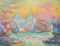 La Corne d'Or, Constantinople