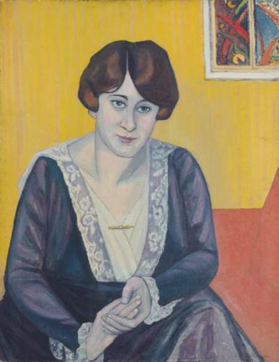 Stanislawa De Karlowska (1876-