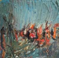 Untitled (Moses and the Burning Bush)