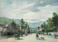 Rue des Marchants 1910