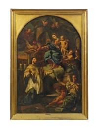 The Vision of Saint John Nepomuk