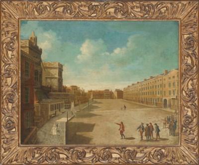 Circle of Samuel Scott (1702-1