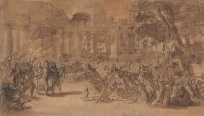 Roman School, 18th Century