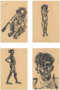 Sketches from India