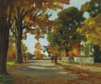 Rockport in Autumn