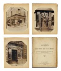 'Documents pour l'histoire du vieux Paris'