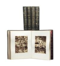 Photographs of U.S. Geological and Geographical Survey (Hayden Survey), Volumes I-V, 1869-1874