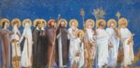 Saints en procession