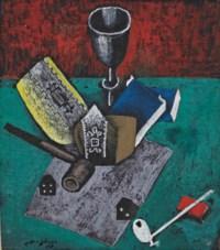 Table de jeu, 1919