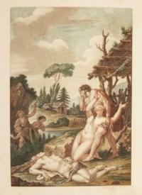 GESSNER, Salmomon (1730-1788). La Mort d'Abel. Poëme, traduit par Hubert. Paris: Defer de Maisonneuve, 1793.