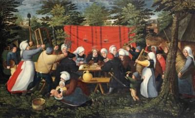 Circle of Marten van Cleve I (