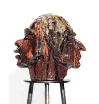 Untitled (Janus Head)