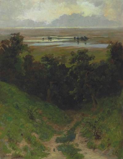 SERGEI SVETOSLAVSKY (1857-1931