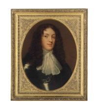 Portrait of James Scott, Duke of Monmouth and 1st Duke of Buccleuch (1649-1685), bust-length, in armour