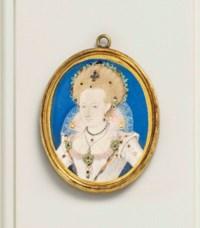 NICHOLAS HILLIARD (BRITISH, 1547-1619)