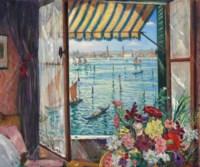 From a Venetian Window
