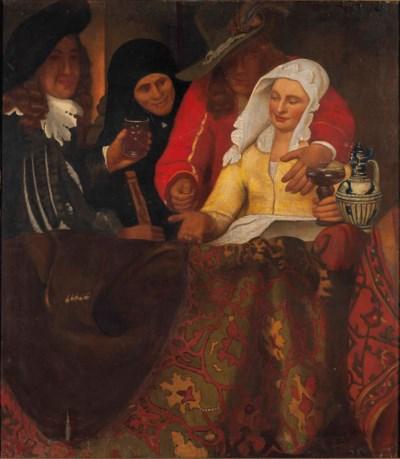 After Johannes Vermeer