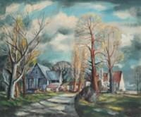 Early Spring, Twinstead Farm, Essex