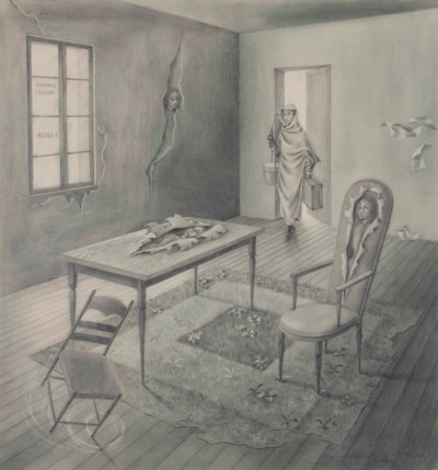 Remedios Varo (Spanish/Mexican