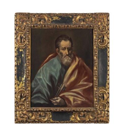 Follower of Domenikos Theotoko