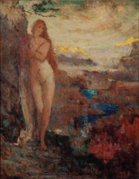 Vision of the Dawn (a study)