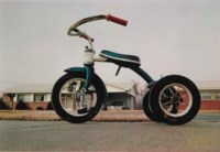 Memphis (Tricycle), c. 1970