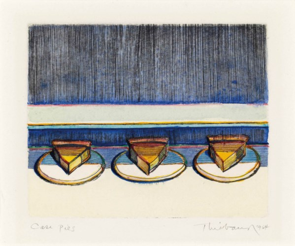 Wayne Thiebaud (b 1920)