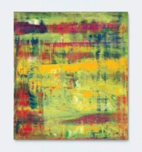 Abstraktes Bild (809-1)