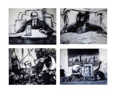 WILLIAM KENTRIDGE (B. 1955)