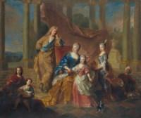 Portrait de la famille Davène de Fontaine