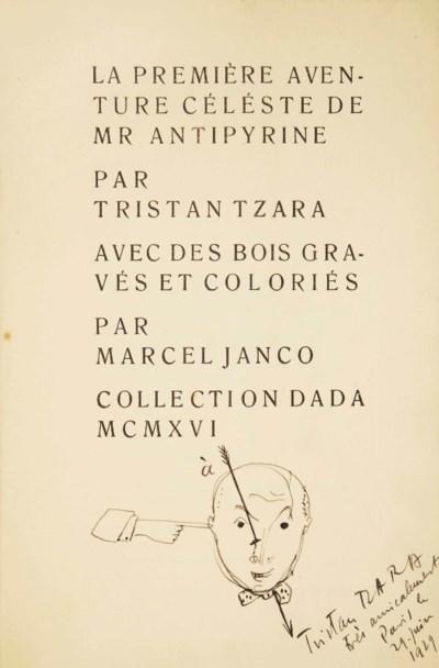 [JANCO] - TZARA, Tristan (1896