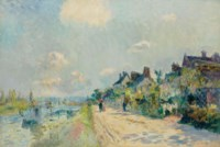 Bords de Seine au Val-de-la-Haye