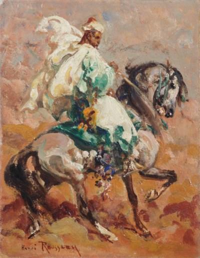 Henri Emilien Rousseau (Cairo