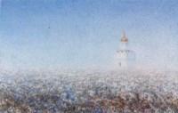 Church on the steppe