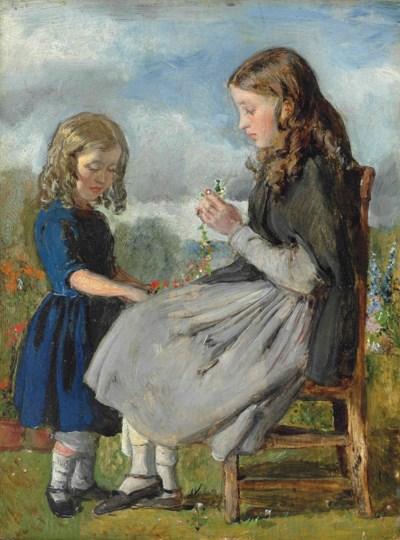 Sir John Everett Millais, Bt.,