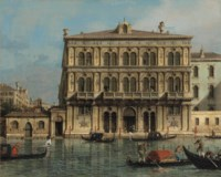 Palazzo Vendramin-Calergi, on the Grand Canal, Venice