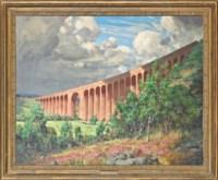 Nairn Viaduct, on the Highland Main Line