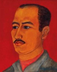 Portrait of José Chávéz Morado