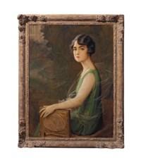 Portrait of Anna Eugenia Clark