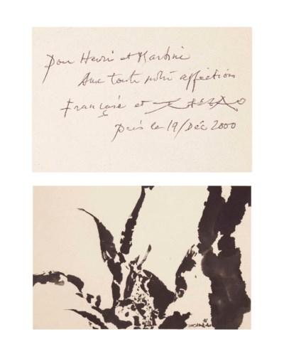 [ZAO WOU KI] -- Henri MICHAUX