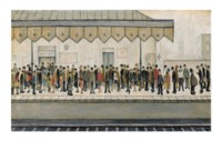 The Railway Platform