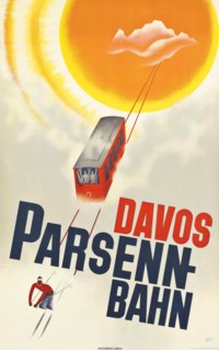 DAVOS PARSENN-BAHN