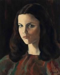 Portrait of Pauline Snow