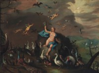Allegory of Air