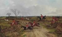 Full cry - William Moss's favourite horses