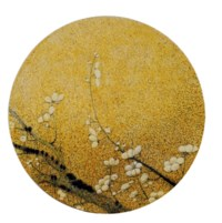 Plum Blossoms in Song Dynasty Style - No. 5